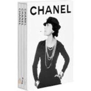 Box of Three Book Set Chanel